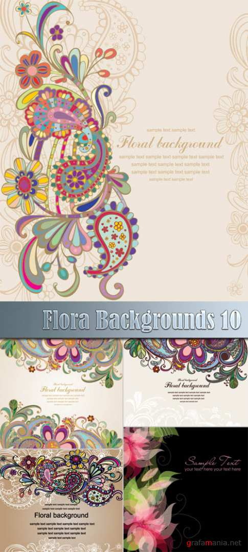 Flora Backgrounds 10