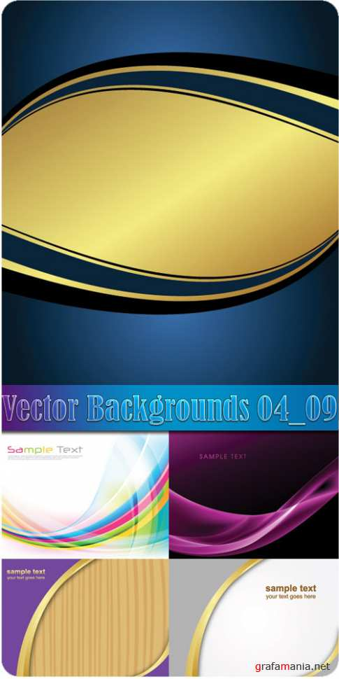 Vector Backgrounds 04_09