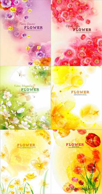 Flower Art Vector