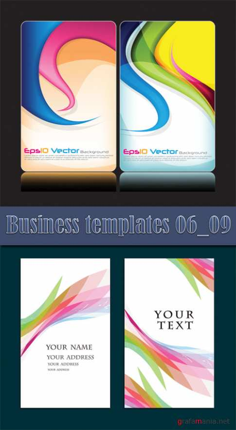 Business templates 06_09
