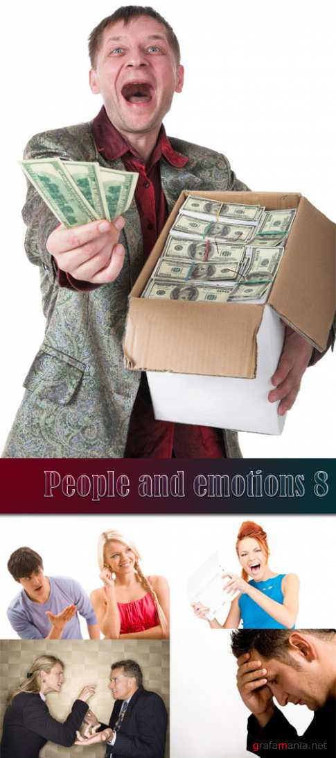 People and emotions 8