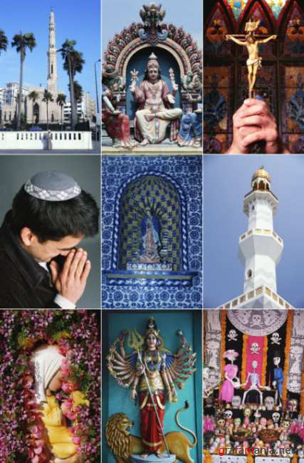 Klipart � World Religions