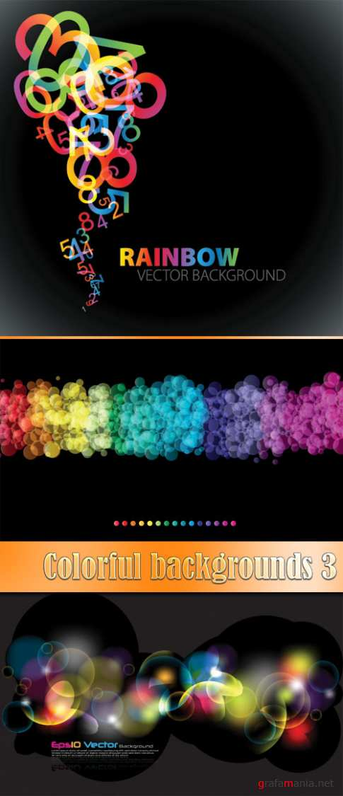 Colorful backgrounds 3