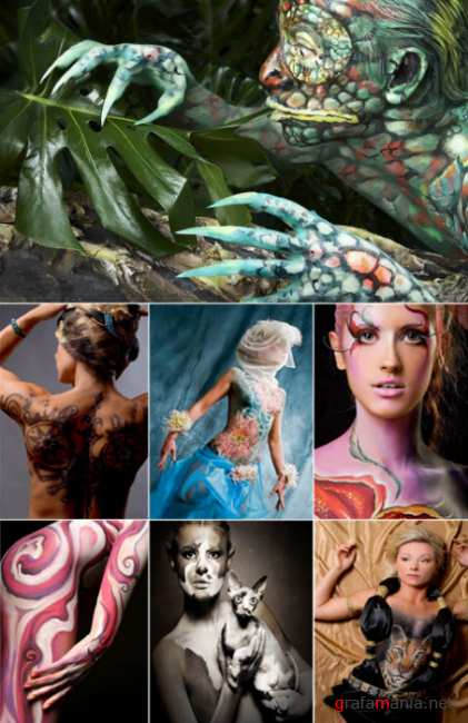 Collection - Bodyart
