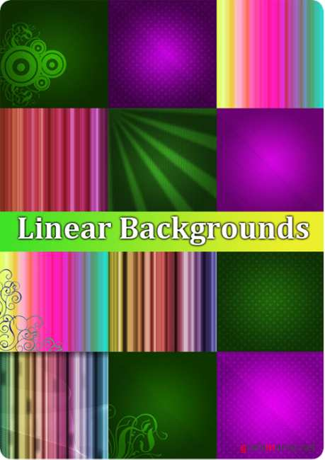 Linear backgrounds