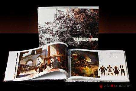 The Art of Guild Wars 2 (Artbook)