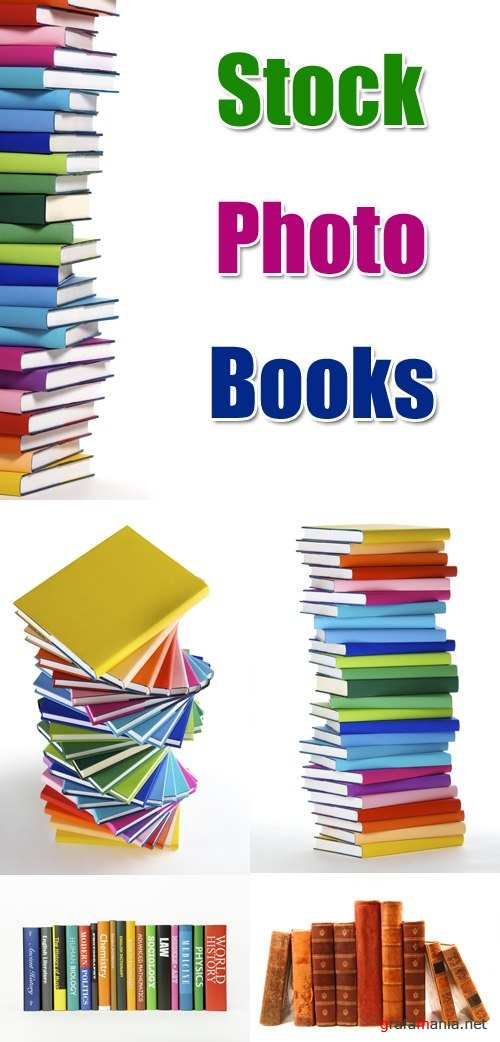 Stock Photo - Books