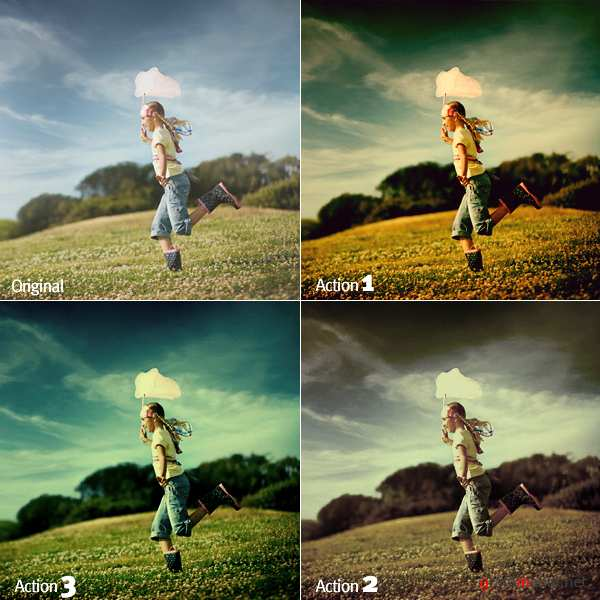 3 actions - magical effect by sa cool-d2yynxm