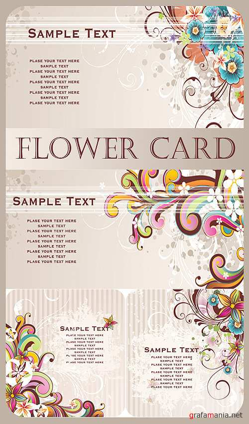 Flower Card  (Shutterstock)