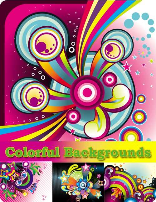 ��������� ������� - Colorful Backgrounds