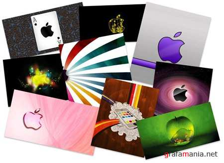 40 Amazing Apple HD Wallpapers
