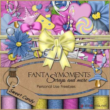 �����-����� - Fantasy moments: Sweet Candy