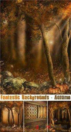 Fantastic Backgrounds - Autumn
