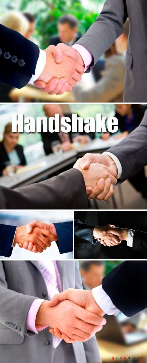 Stock Photo - Handshake