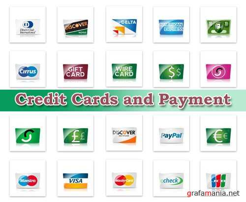 Credit cards and payment