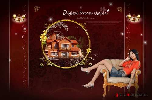 Dream - psd