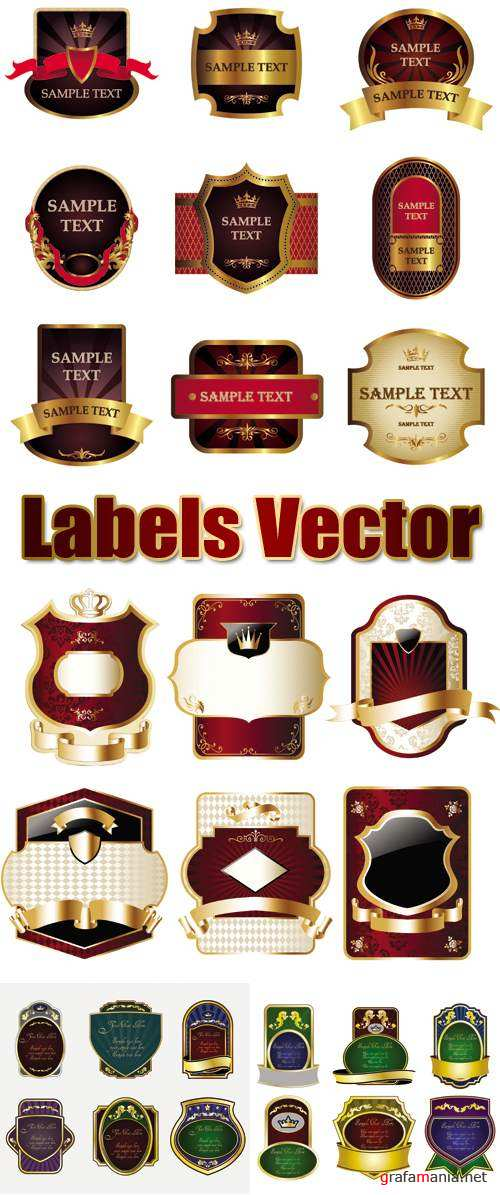 Different Labels Vector