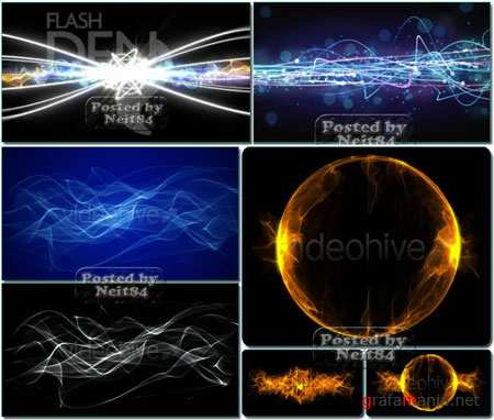 VideoHive motion EFFECT Background Pack 3