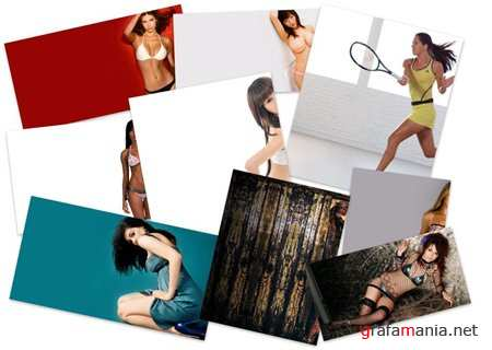 30 HD Girls HQ Wallpapers Pack