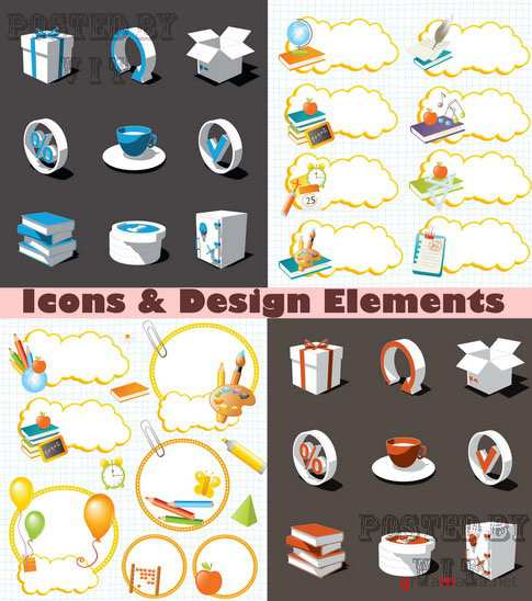 Icons and Design Elements 49