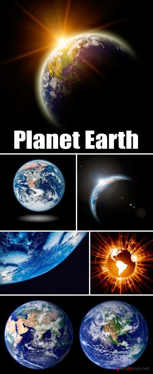 Stock Photo - Planet Earth