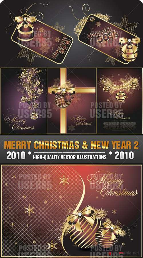 MERRY CHRISTMAS & NEW YEAR 2