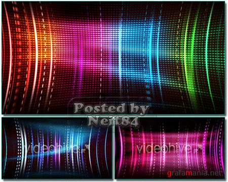 VideoHive motion Animated background scenes