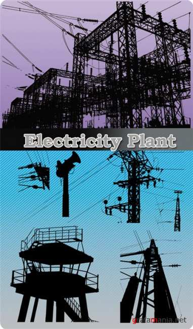 ��������� ������� - �������������� / Electricity plant