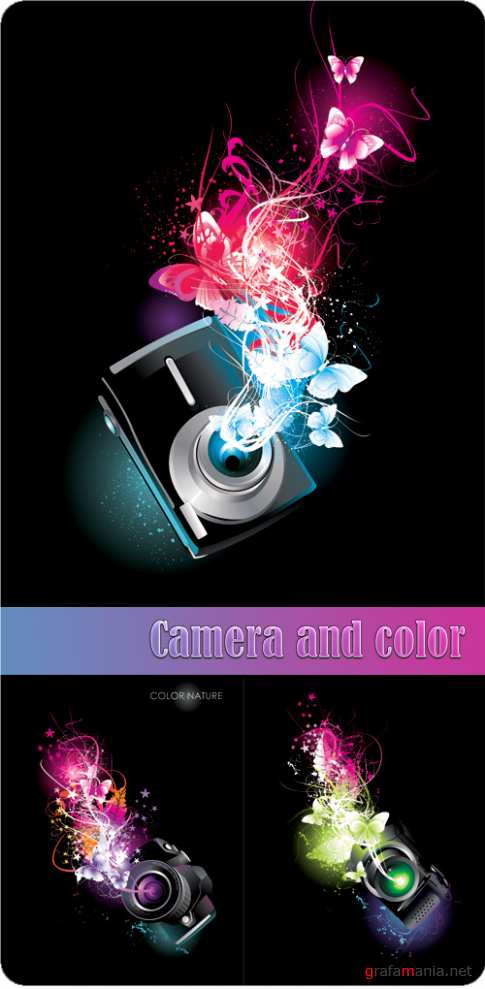 Camera and color