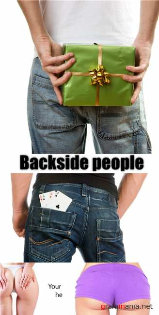 Backside people