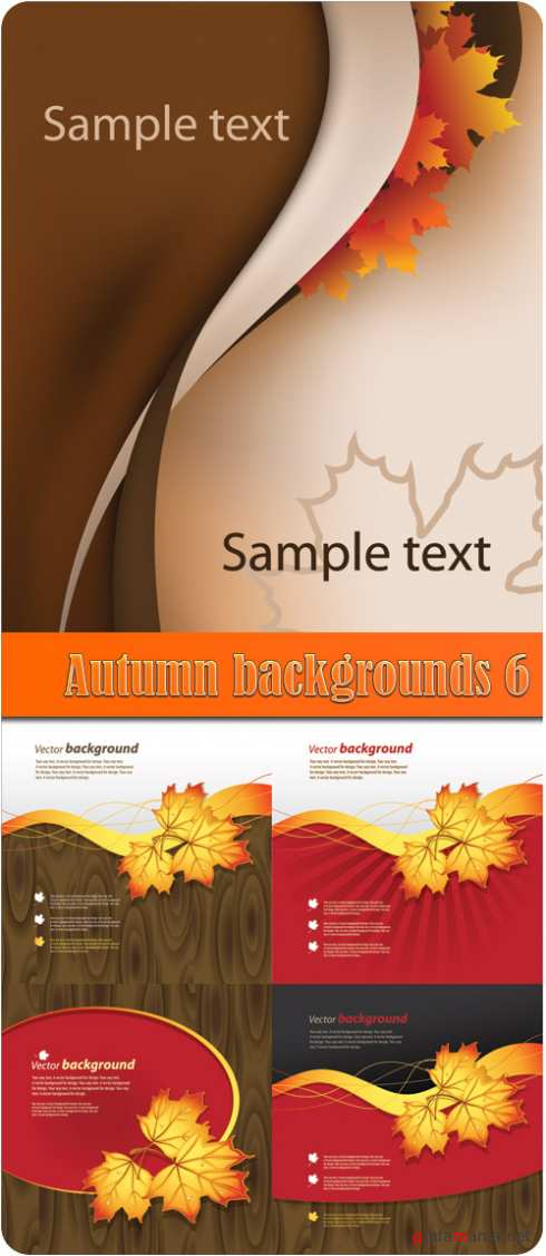 Autumn backgrounds 6