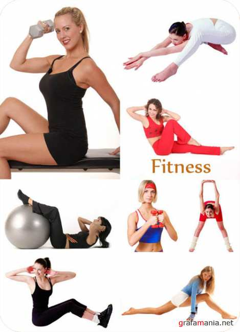 Stock Photo - Fitness