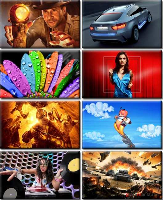 Best Mixed Wallpapers Pack (103)