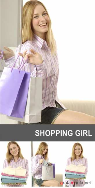 Shopping and girl