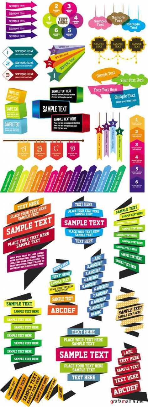 Color Text Templates