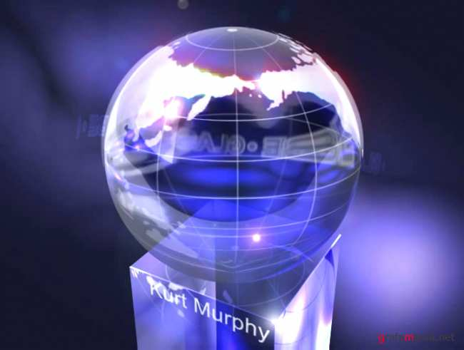 After Effects Project - RevoStock Glass Globe New 68173