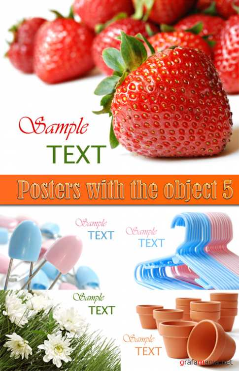 Posters with the object 5