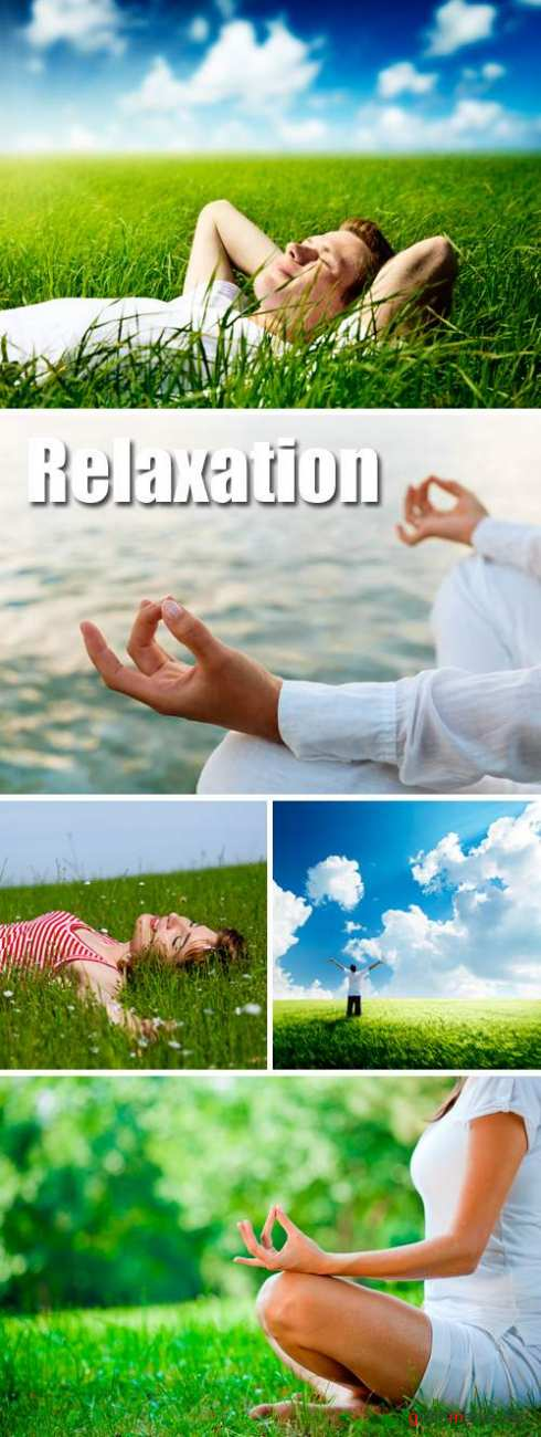 Stock Photo - Relaxation