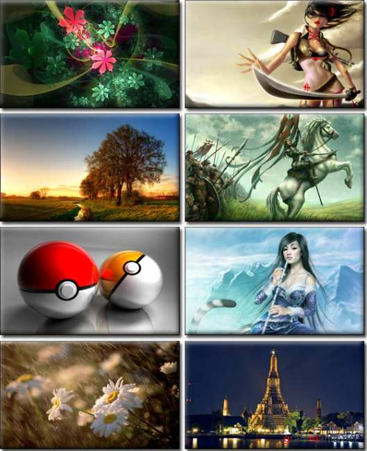 Best Mixed Wallpapers Pack (109)
