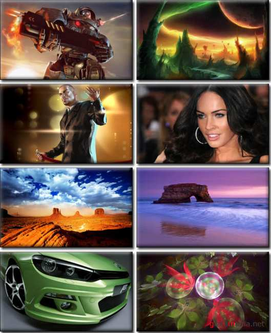 Best Mixed Wallpapers Pack (110)
