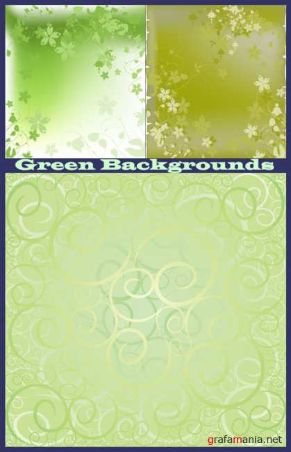 Green Backgrounds 64