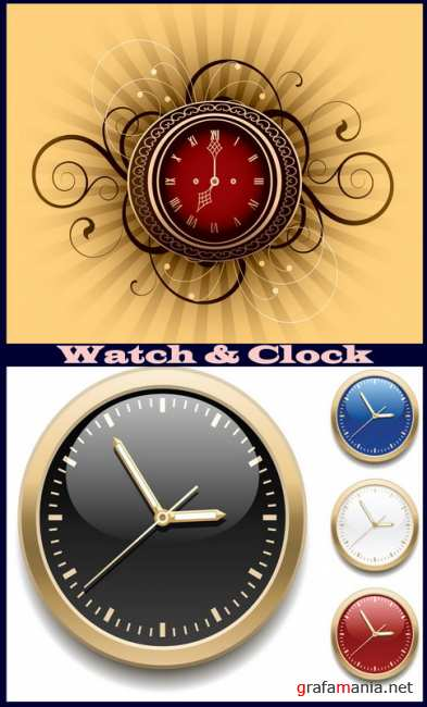 Watch and Clocks 4