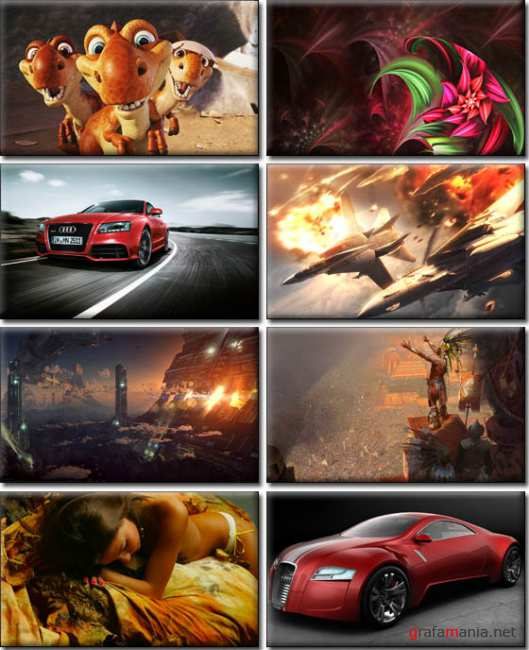 Best Mixed Wallpapers Pack (111)