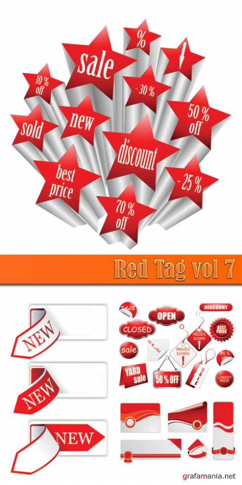 Red Tag vol.7