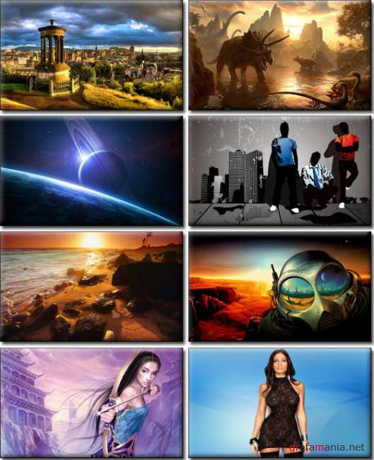 Best Mixed Wallpapers Pack (112)