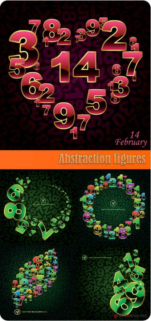 Abstraction figures