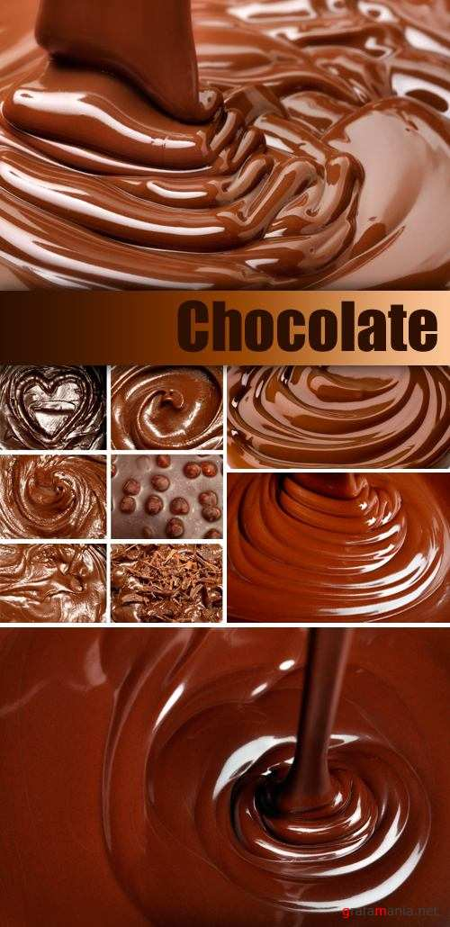 Stock Photo - Chocolate