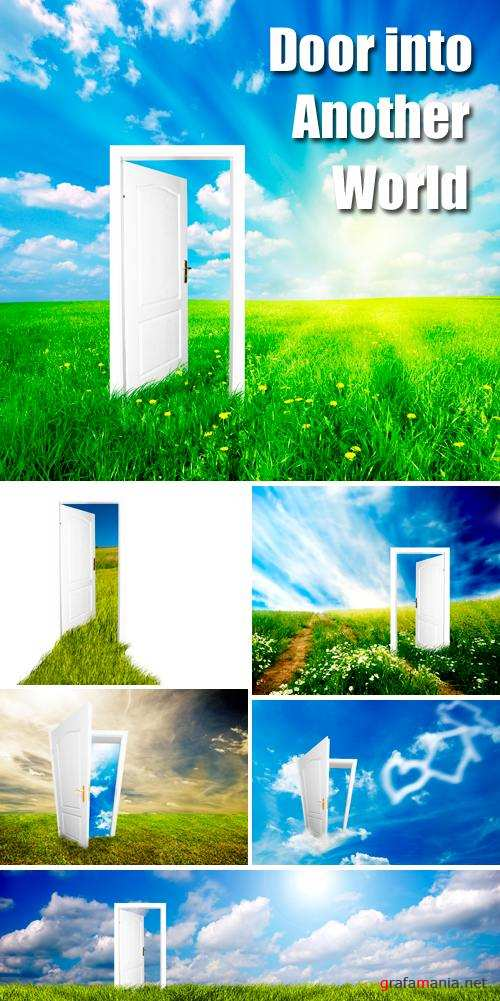 Stock Photo - Door into Another World