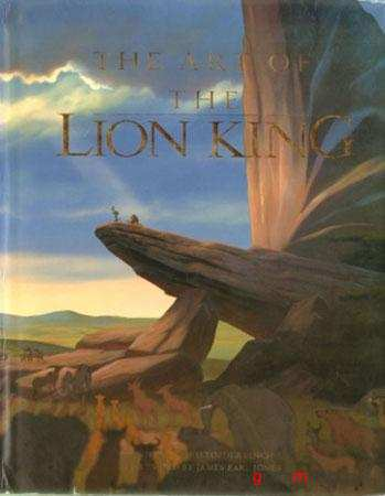 The Art of The Lion King ( Artbook )