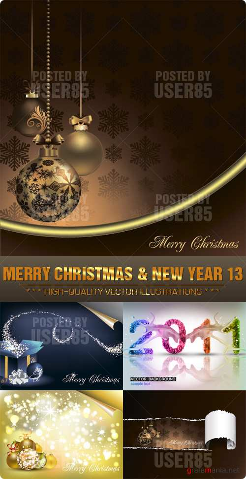 MERRY CHRISTMAS & NEW YEAR 13